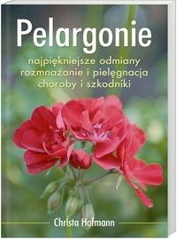 Okładka książki Pelargonie