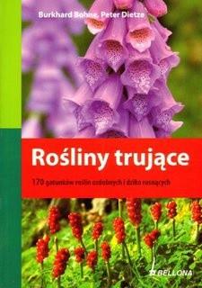 Okładka książki Rośliny trujące