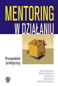 Okładka książki Mentoring w działaniu