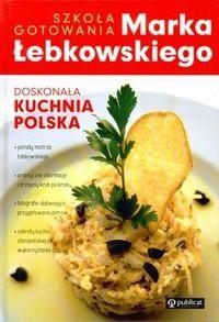 Okładka książki Doskonała kuchnia Polska