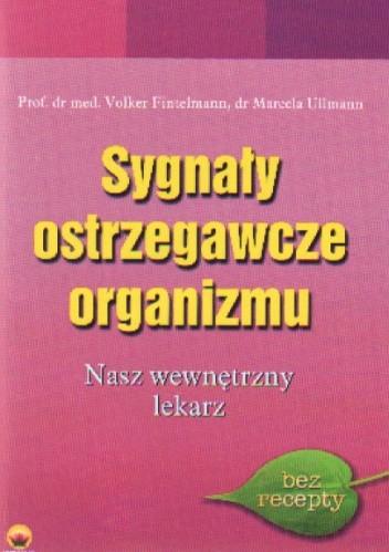 Okładka książki Sygnały ostrzegawcze organizmu