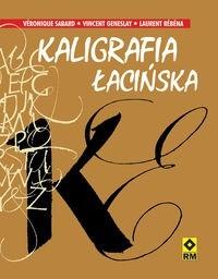 Okładka książki Kaligrafia łacińska