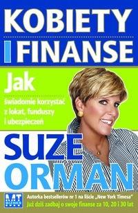 Okładka książki Kobiety i finanse. Jak świadomie korzystać z lokat, funduszy i ubezpieczeń
