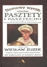 Okładka książki Pasztety i paszteciki