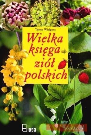 Okładka książki Wielka księga ziół polskich