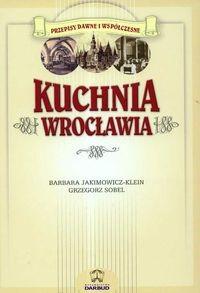 Okładka książki Kuchnia Wrocławia