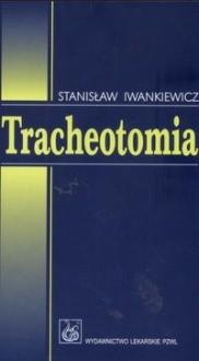 Okładka książki Tracheotomia