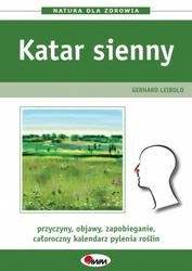 Okładka książki Katar sienny: przyczyny, objawy, zapobieganie