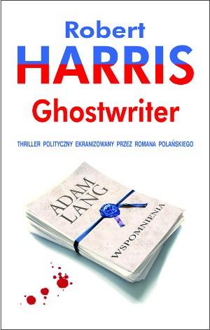 Okładka książki Ghostwriter