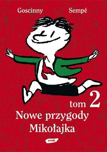 Okładka książki Nowe przygody Mikołajka. Tom 2