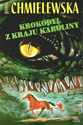 Okładka książki Krokodyl z kraju Karoliny