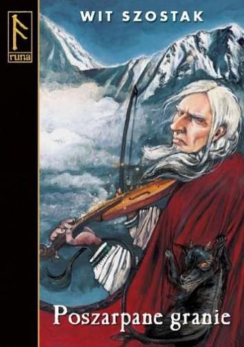Okładka książki Poszarpane granie