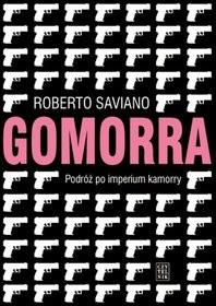 Okładka książki Gomorra
