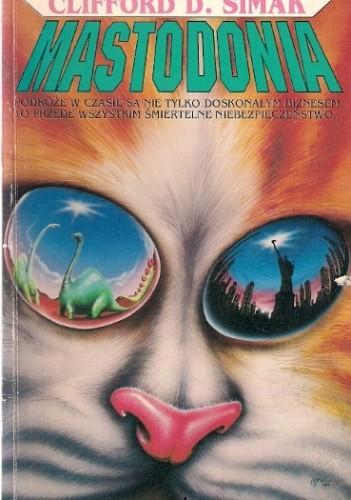 Okładka książki Mastodonia