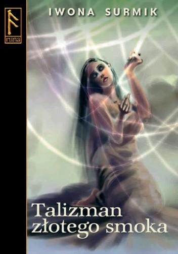 Okładka książki Talizman złotego smoka