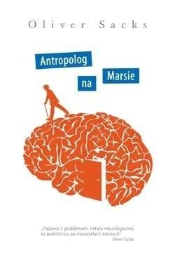 Okładka książki Antropolog na Marsie