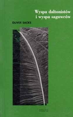 Okładka książki Wyspa daltonistów i wyspa sagowców