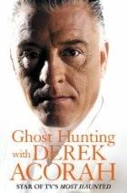 Okładka książki Ghost Hunting with Derek Acorah