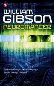 Okładka książki Neuromancer