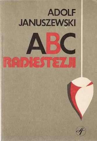 Okładka książki ABC radiestezji