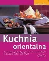 Okładka książki Kuchnia orientalna