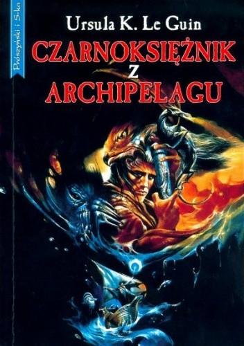 Okładka książki Czarnoksiężnik z Archipelagu