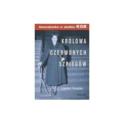 Okładka książki Królowa czerwonych szpiegów : Amerykanka w służbie KGB