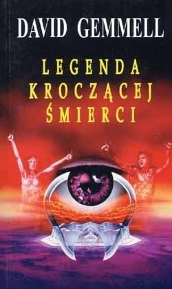 Okładka książki Legenda Kroczącej Śmierci