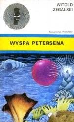 Okładka książki Wyspa Petersena