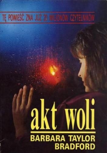 Okładka książki Akt woli