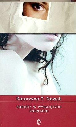 Okładka książki Kobieta w wynajętych pokojach
