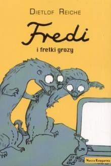 Okładka książki Fredi i fretki grozy