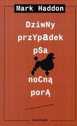 Okładka książki Dziwny przypadek psa nocną porą