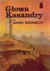 Okładka książki Głowa Kasandry