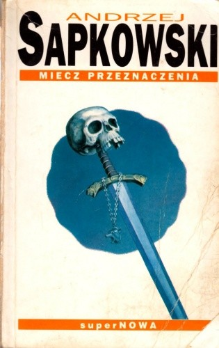Okładka książki Miecz przeznaczenia