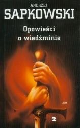 Okładka książki Opowieści o Wiedźminie, t. 2
