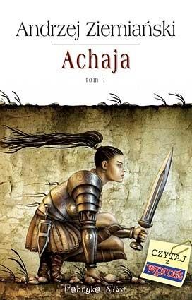 Okładka książki Achaja - t.1