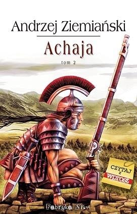 Okładka książki Achaja - t.2