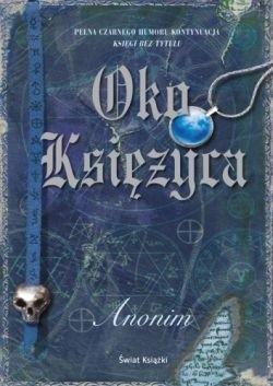 Okładka książki Oko Księżyca