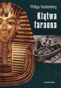 Okładka książki Klątwa faraona