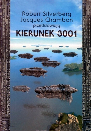 Okładka książki Kierunek 3001