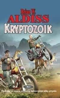 Okładka książki Kryptozoik