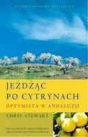 Okładka książki Jeżdżąc po cytrynach. Optymista w Andaluzji.