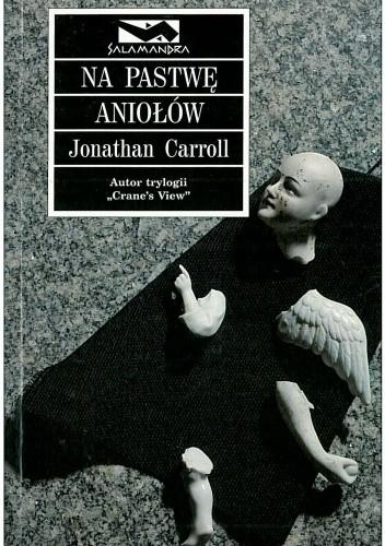 Okładka książki Na pastwę aniołów