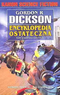 Okładka książki Encyklopedia ostateczna