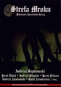 Okładka książki Strefa Mroku: Jedenastu Apostołów Grozy