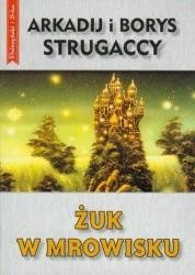 Okładka książki Żuk w mrowisku