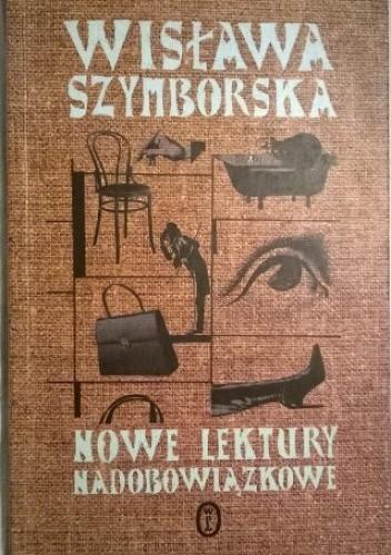 Okładka książki Nowe lektury nadobowiązkowe 1997-2002