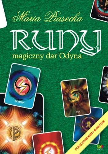 Okładka książki Runy: magiczny dar Odyna