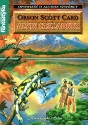 Okładka książki Alvin czeladnik